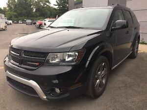 2017 Dodge Journey CROSSROAD AWD * DVD * NAVIGATION * CAMERA * B