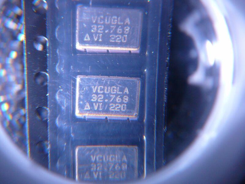 VECTRON VCUGLA 32.768MHz V-Type Voltage Controlled Crystal Oscillator VCXO *NEW*