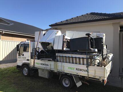 Adelaide scrap metal removal (Free)