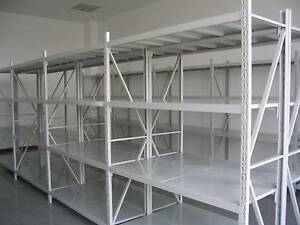 NEW Longspan Home Office Garage Warehouse Shelf Racking Shelving Nerang Gold Coast West Preview