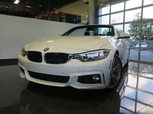 BMW 4 Series 435i cabriolet M package