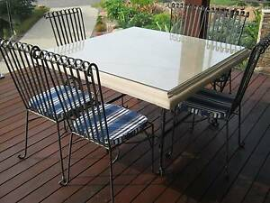 Large 7 piece Tuscan-inspired outdoor setting Rye Mornington Peninsula Preview