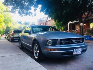 2006 Ford Mustang Pony Pack Manual