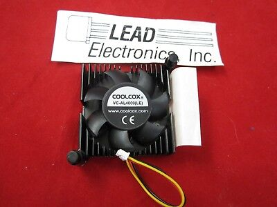 (COOL-COX VGA FAN WITH HEAT SINK 3-WORE WITH CONNECTOR VC-AL4009 LE)
