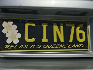 Personlised plates Cleveland Redland Area Preview