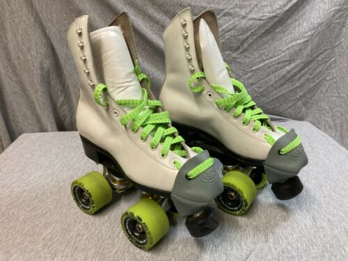 Riedell Roller Skates Ladies sz 4 1/2 Free US Shipping