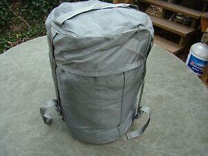 US Army USGI Small Foliage Compression Stuff sack  - Very Good