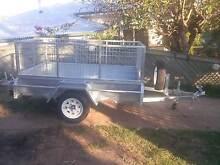 brand new 7x4 box trailer tilt cage gal. Maryborough Fraser Coast Preview