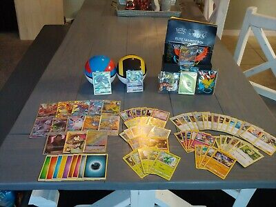 Hidden Fates Complete Base Set 69/68 Plus Many Extras