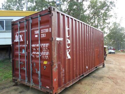 CONTAINERS ,,,SHIPPING .... For sale ,ph for prices Glenreagh Clarence Valley Preview
