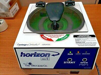 Drucker 642e Labcorp Horizon Mini E Laboratory Benchtop Single Speed Centrifuge