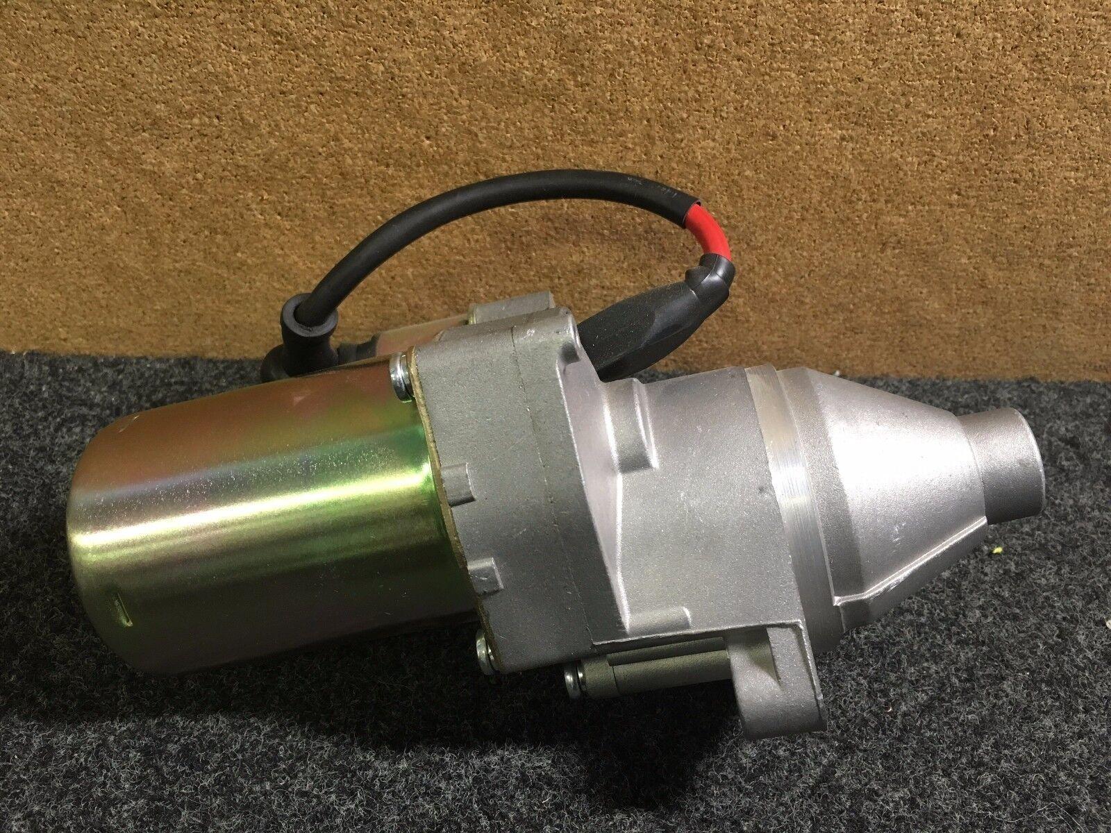 STARTER Portable Generator ETQ TG72B12 TG60H12 TG72b12