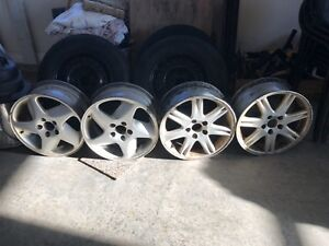 Volvo Genuine Rims (4)  6.5 J X 16 X 43