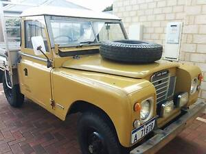 1983 Land Rover Series 3 Dianella Stirling Area Preview