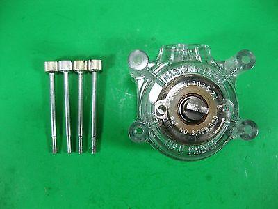 Masterflex Pump Head Ss Short -- 07035-21 -- Used