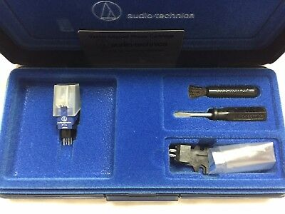 AUDIO TECHNICA AT450 UNIVERSAL phono cartridge BiRadial NEW genuine. RARE