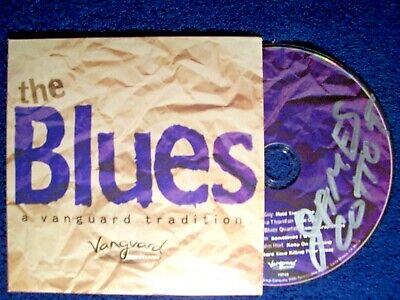 JAMES COTTON Superharp BLUES LEGEND Signed Autographed CD Disc RARE - $24.99