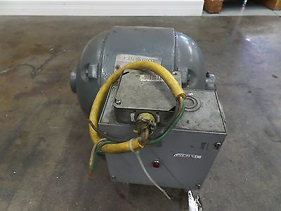 GENERAL ELECTRIC TRI CLAD INDUCTION MOTOR 5-K2-54D136 LOT# 1891 mona