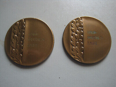 L833: Steyr Daimler Puch Sportauszeichnungen Lykam Graz Bronze im Etui SELTEN