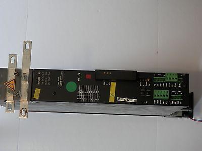 Bosch Servo Drive Sm 1530-c054884-209  Dc 520v 15a Excellent Condition