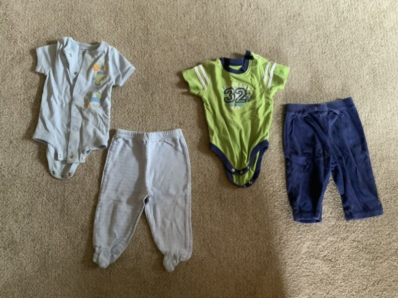 Baby 6-9 month clothing
