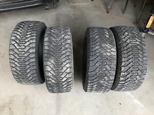 Goodyear Nordic winter tires Studded 225/50R17