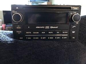 Kia Rio stereo 08-2012