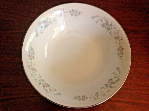 "Vegetable Serving Bowl Carlton Japan Corsage 481 Floral 9.25"""