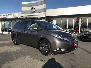 2015 Toyota Sienna XLE AWD LEATHER NAVI SUNROOF POWER DOORS/HATC