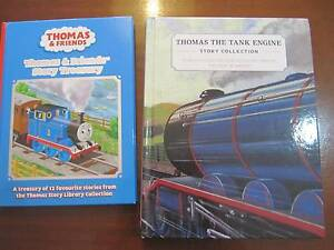 2 x Thomas the Tank engine books Cherrybrook Hornsby Area Preview
