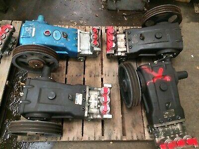 Hypro 2535s Triplex Pumps - Needs Gaskets Seals