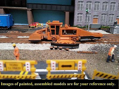Ho Scale Ballast Regulator   M Of W   Maintenance Of Way Equipment