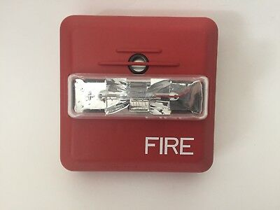 Siemens Zh-mc-r Fire Alarm Hornstrobe Wheelock Zns-mcw-fr