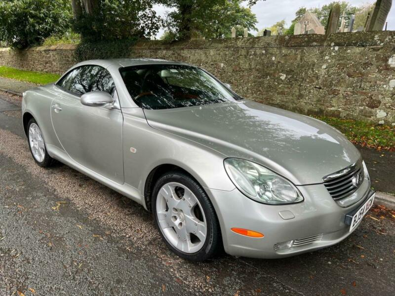 Image of Lexus SC430 Only 68000 miles, stunning condition. lady owned