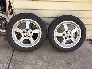 Holden Astra alloy rims Brunswick West Moreland Area Preview
