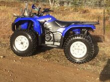 Yamaha grizzly 400 Westerway Derwent Valley Preview