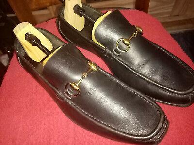 Gucci Horsebit Loafers Size 8 eu 42 driving shoes