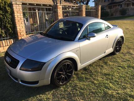 2003 Audi TT Coupe West Perth Perth City Area Preview