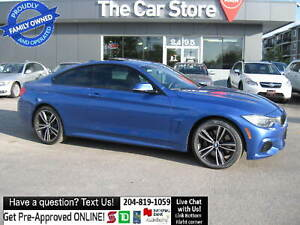 2015 BMW 4 Series 435i xDrive - M SPORTS PKG- NAVIGATION PUSH ST