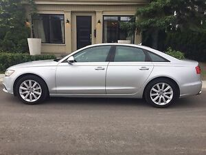 2012 Audi A6 3.0T With Audi Warranty