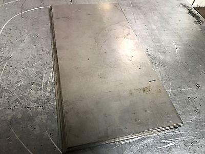 Titanium Plate 6al4v 6 X 12 X .026