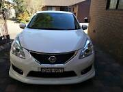 2016 Nissan Pulsar Sss 5d Hatchback Wetherill Park Fairfield Area Preview