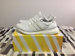 US10.5 Adidas Ultra Boost 3.0 in Triple White Liverpool Liverpool Area Preview