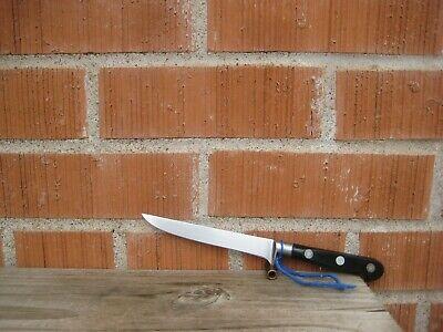 """Vintage 5"""" Blade *** SABATIER *** Carbon Boning Utility Knife FRANCE for sale  USA"""