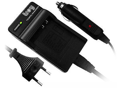 Ladegerät für Panasonic Lumix DMC-TZ81 TZ101 GF6 LX100 DMW-BLG10 BLG10E