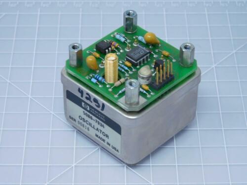HP 5086-7934 Oscillator For 8753D Network Analyzer T125369