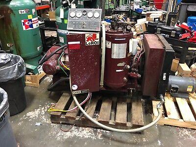 Leroi Air Compressor W50ss