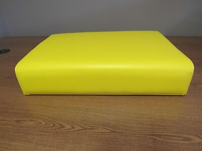 John Deere 520 720 Tractor Yellow Bottom Seat Cushion Af3270r S108