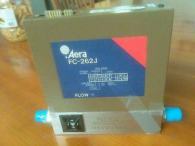 Aera Fc-262j Mass Flow Controller N2 40 Slpm
