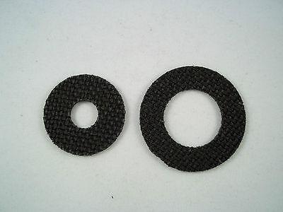 Curado 200G7 - 2 SHIMANO REEL PART Smooth Drag Carbontex Drag Washers #SDS34